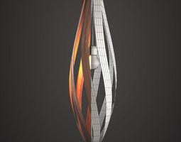 Cocoon Pendant Light Mac Master 3D model
