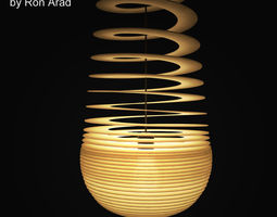 String Lights Revit Family : lamp 43 AM152 free 3D Model MAX OBJ 3DS FBX C4D RFA CGTrader.com