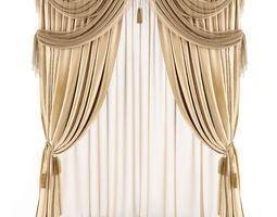 Curtain 3D model 78