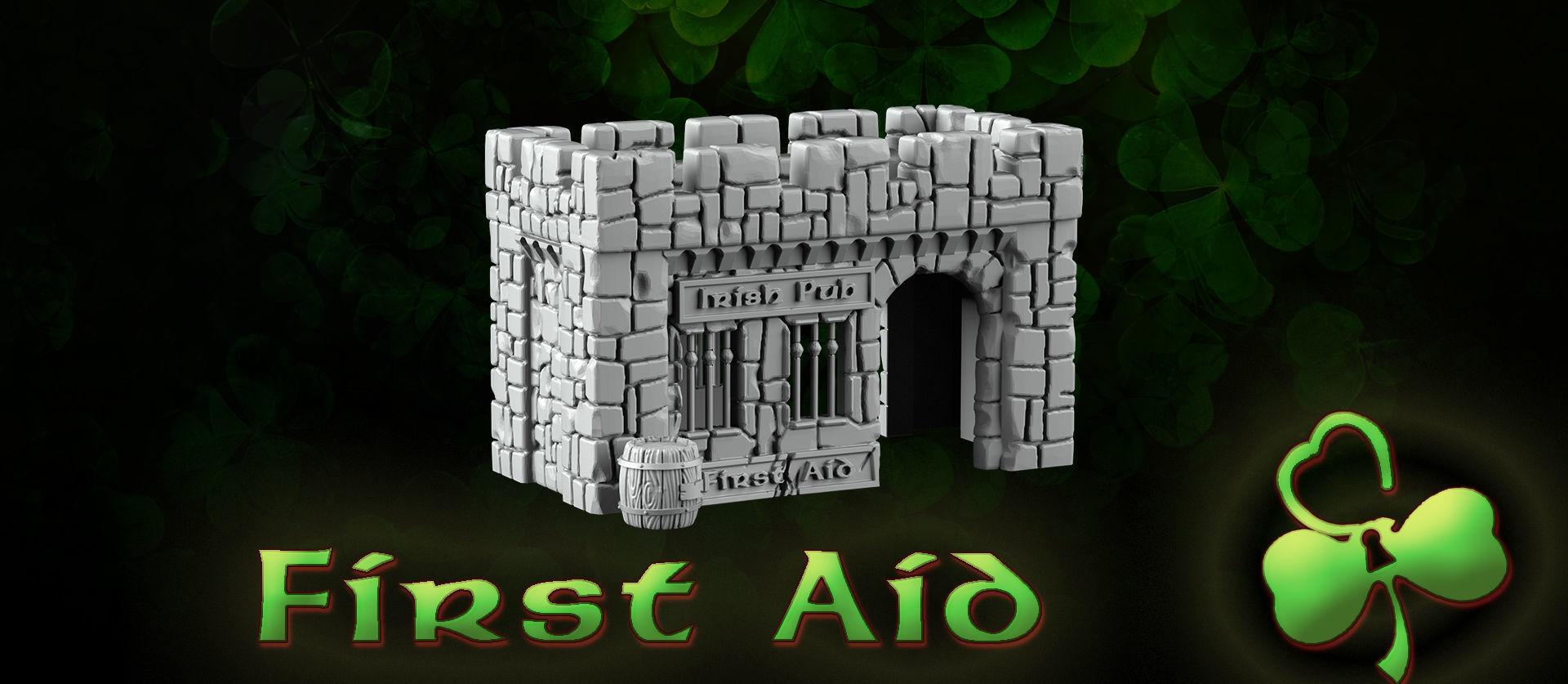 first aiud- pub