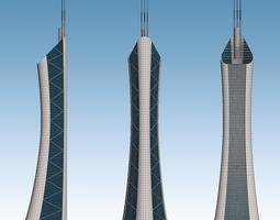 Arabia 3d models download 3d arabia files for Burj al mamlakah