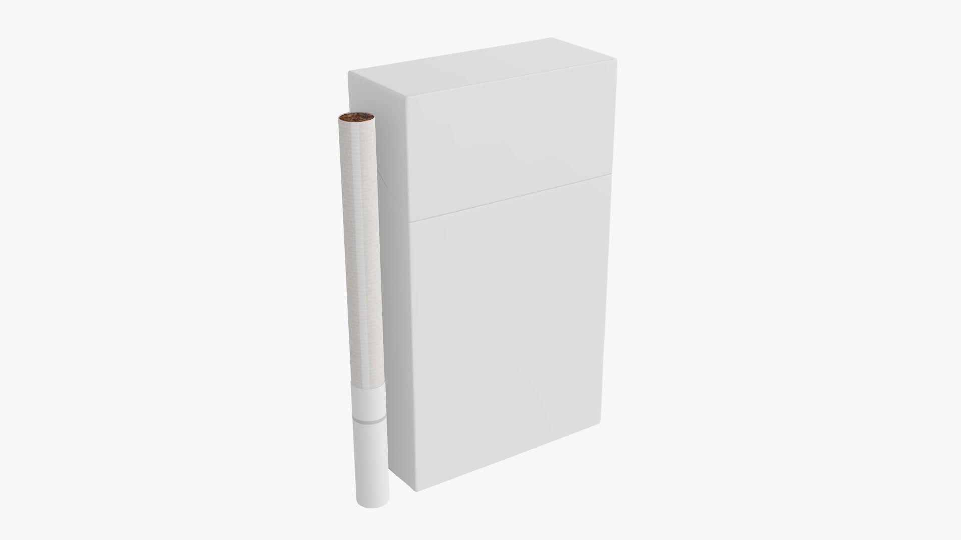 Cigarettes slim pack unopened