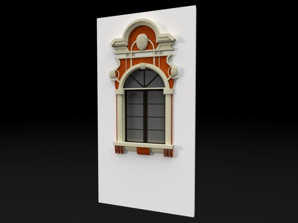 Classic 9 window