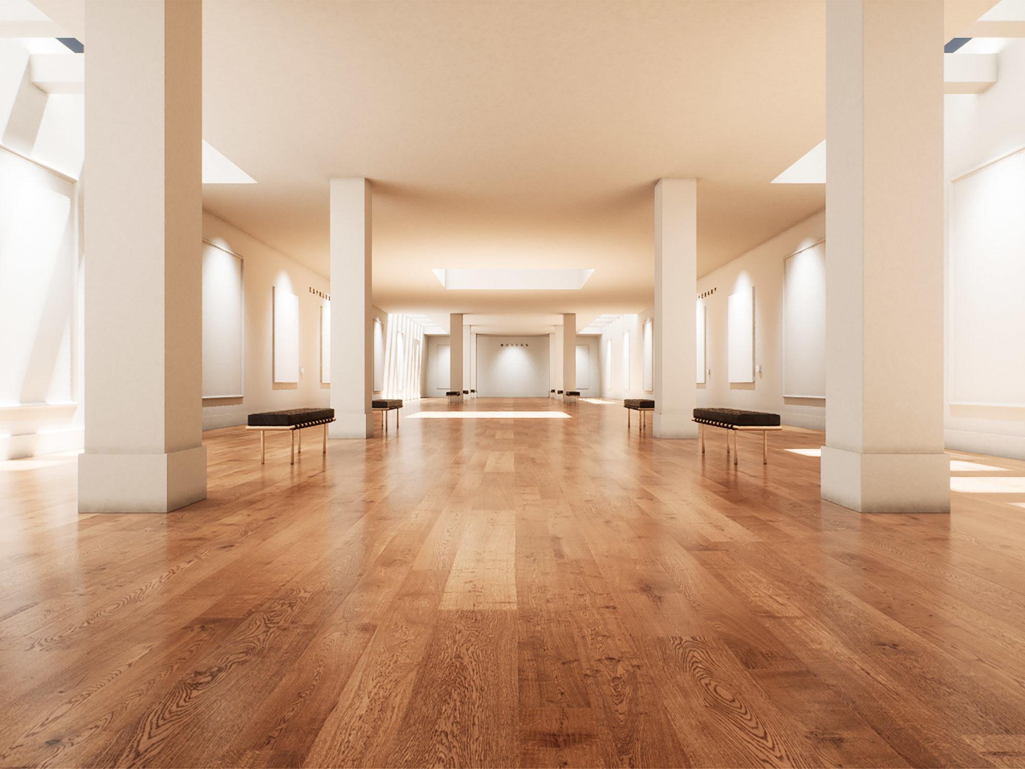 Art Gallery UE4 003