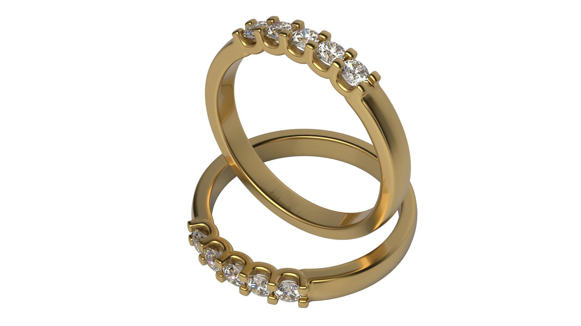 5 Diamond ring  Size 5-10