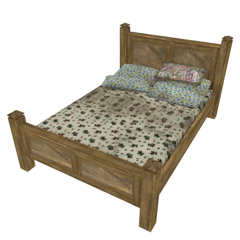 Bedcloth 107