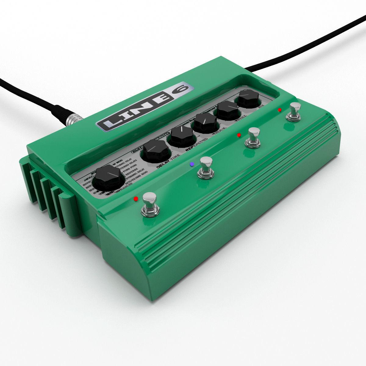 Line 6 Guitar Pedal
