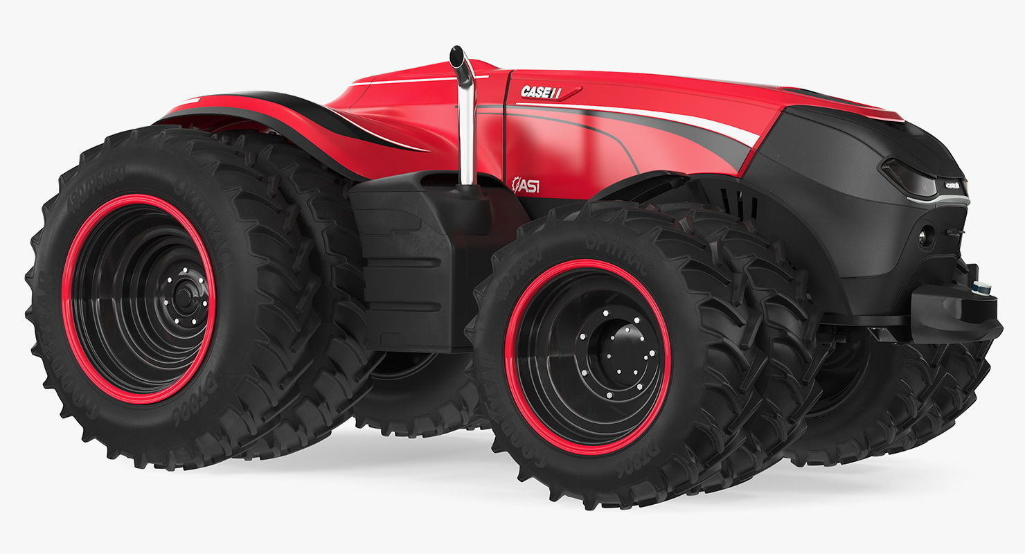 Case IH Drone Tractor