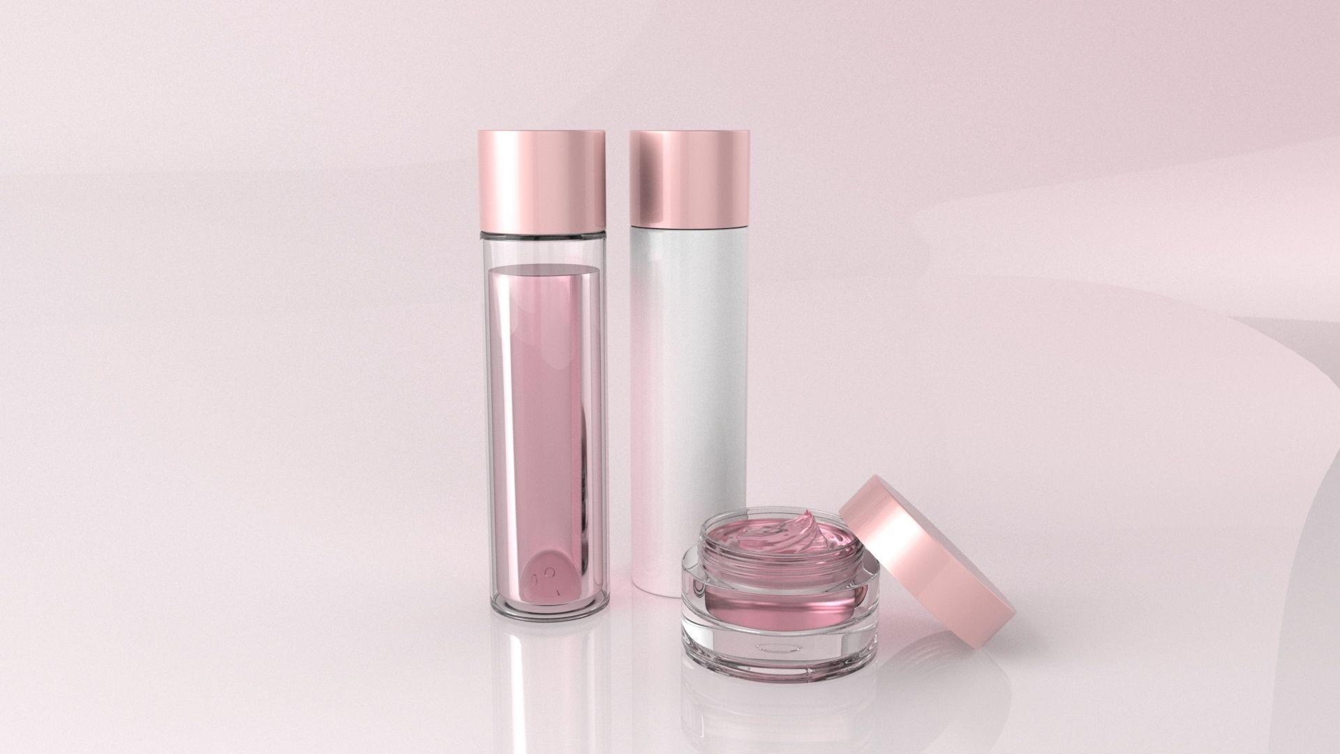 Cosmetic Bottle Set