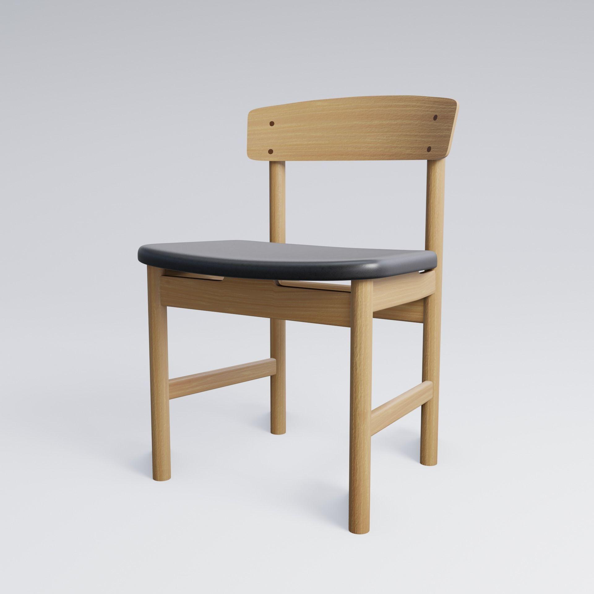 Mogensen 3236 Chair Replica