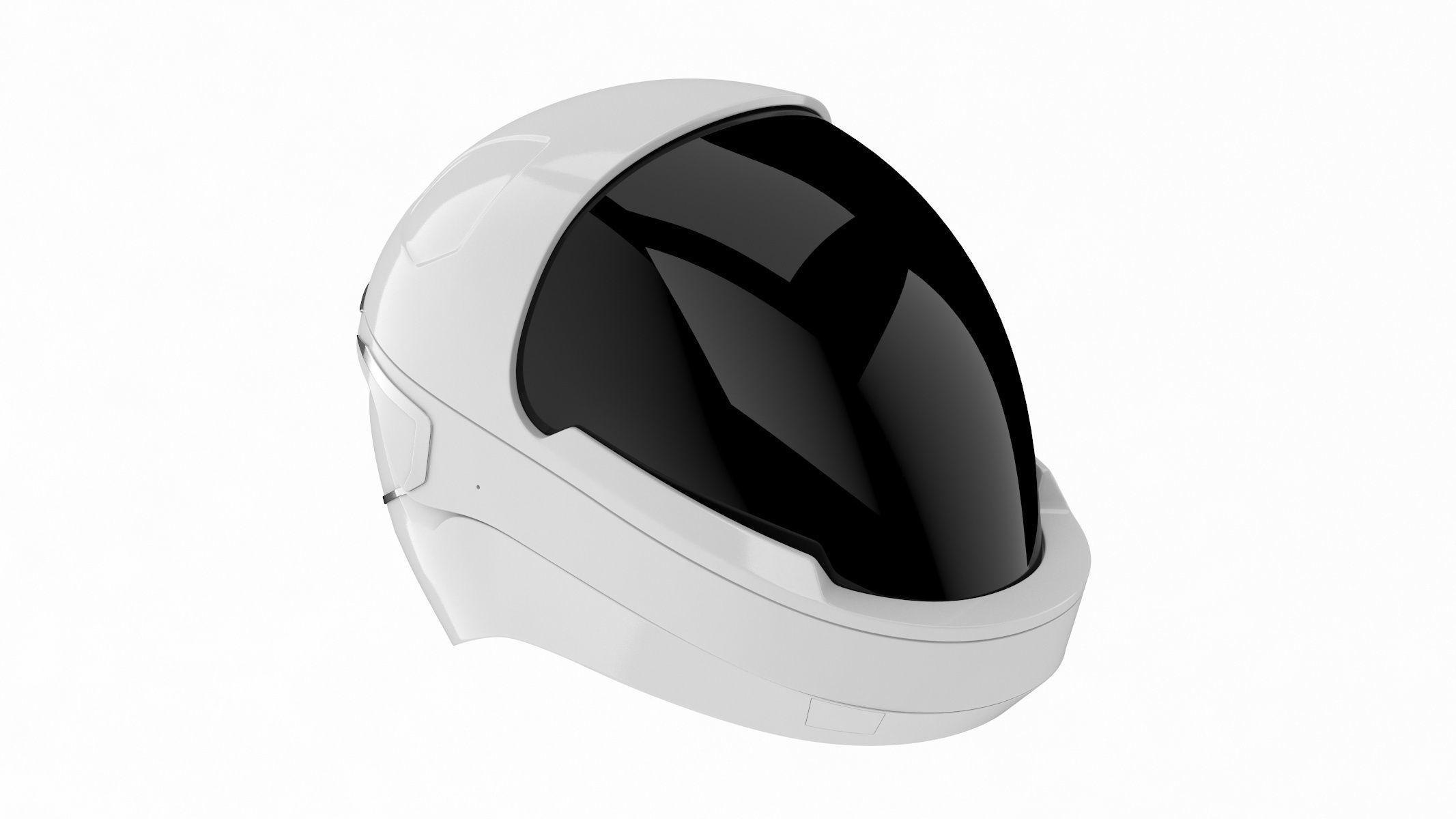 Starman Helmet