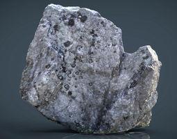 rock 9  3d asset realtime