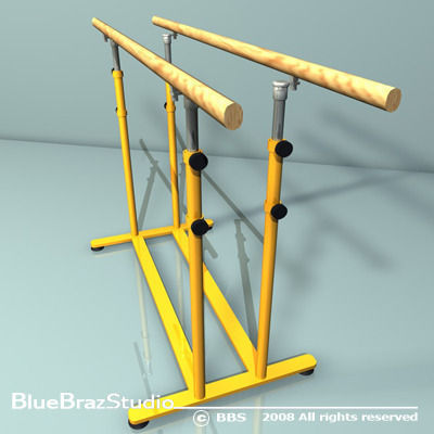 parallel bars 01