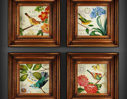 pictures 3D Picture Frames