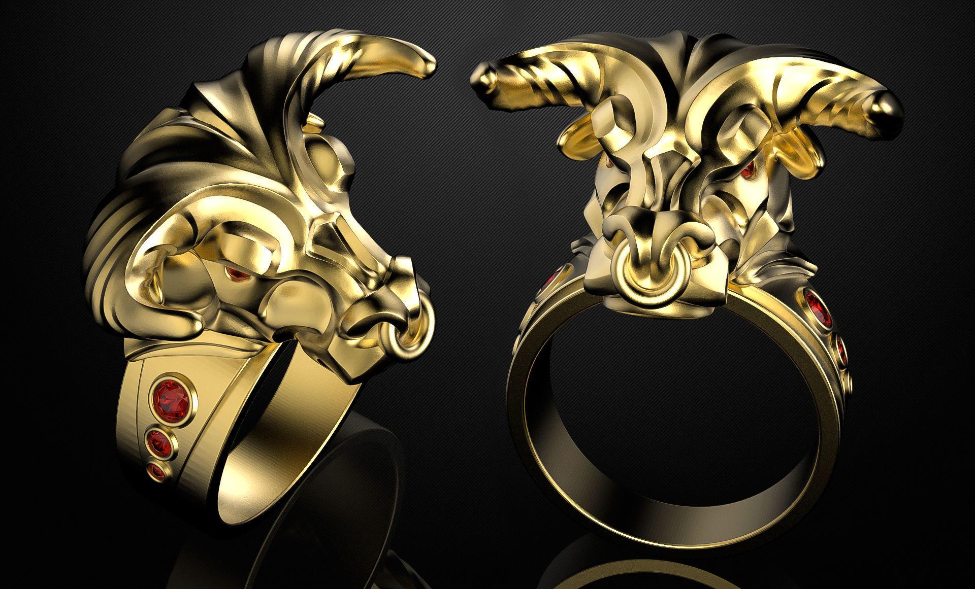 ring-bull new
