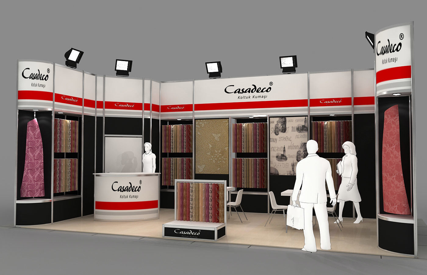 Exhibition Stand - ST0033