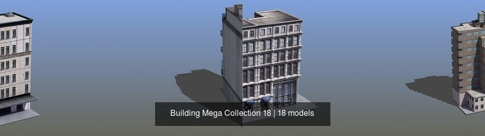 Building Mega Collection 18