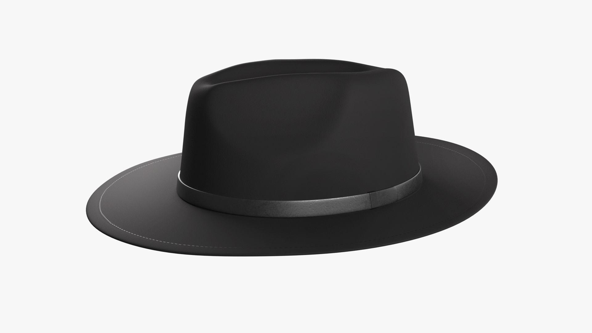 Fedora Hat PBR