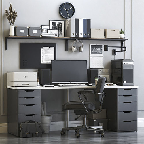Office workplace 5