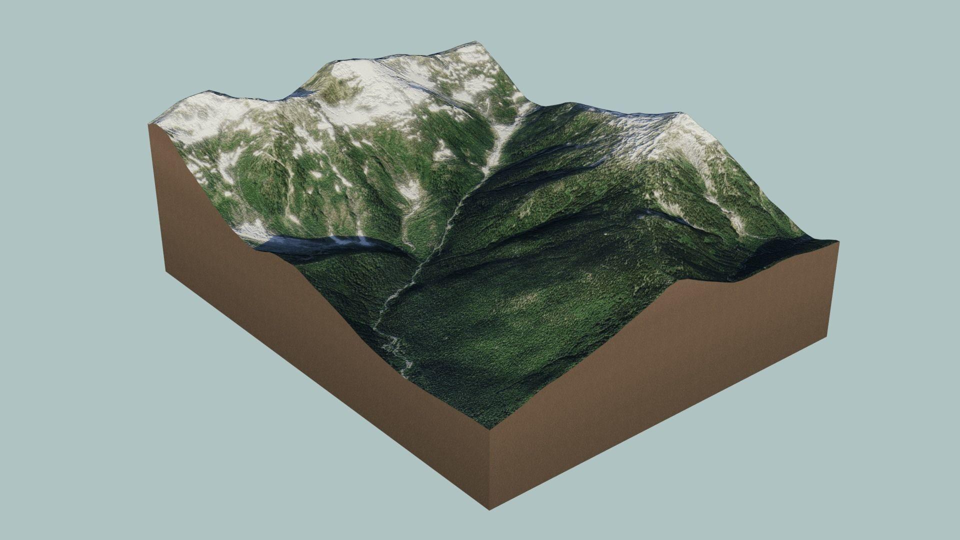 Mt Wilder Mountain