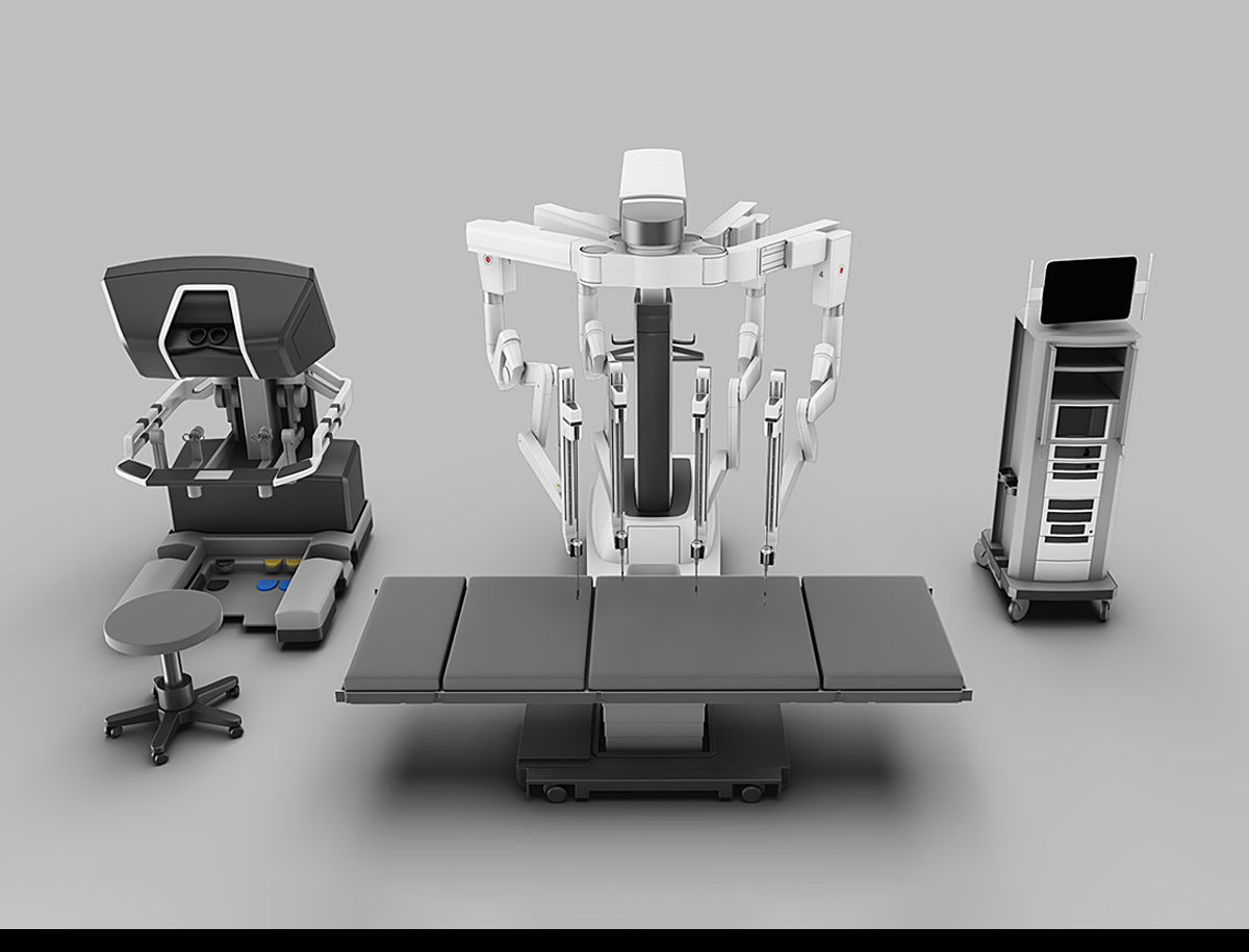 Surgical System da Vinci Xi model