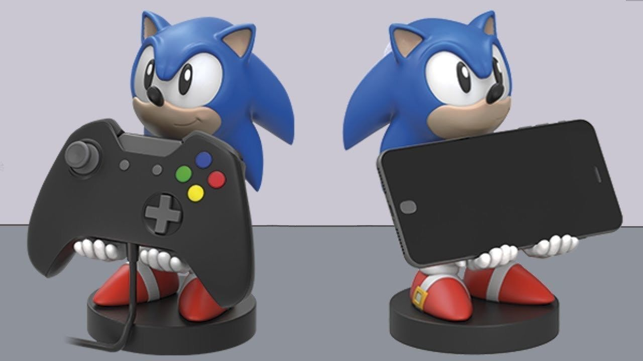 Sonic Controller and Smartphone Stand