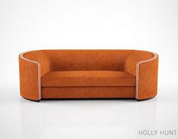 Holly Hunt Edie Sofa 3D