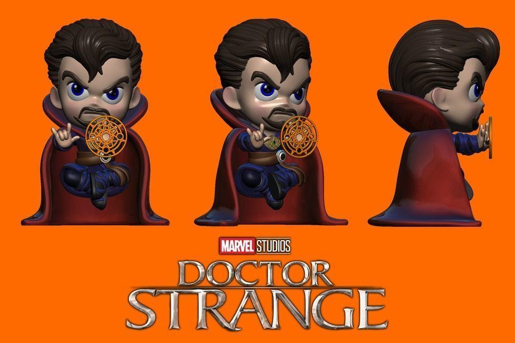 Doctor Strange Stl for 3d print
