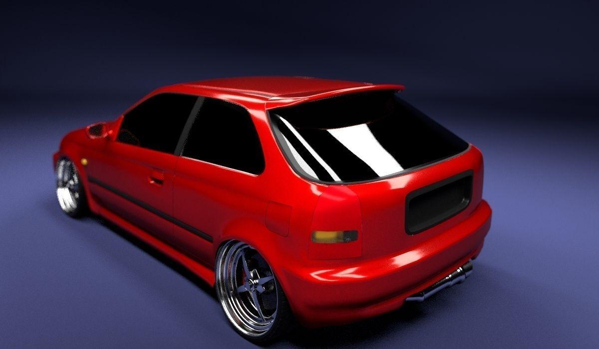 Honda  Door Car Models