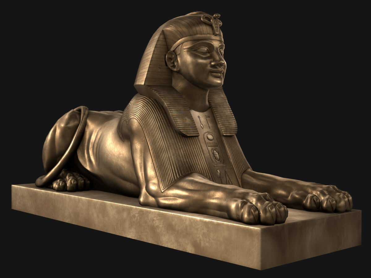 Sphinx from London