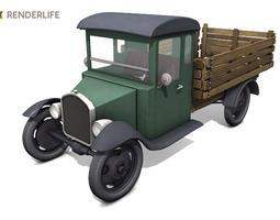 Truck pack 3D model