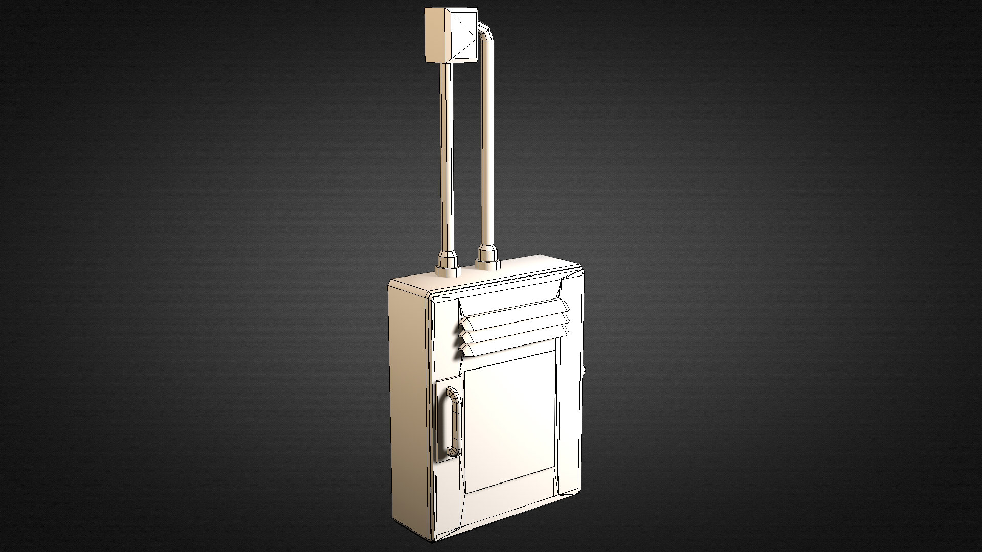 electric fuse box 01 3d asset cgtrader ryse game box electric fuse box 01 3d model low poly max obj mtl 3ds fbx dxf dwg