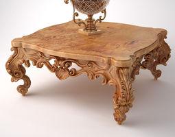 3d la contessina collezione matisse table