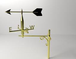 3D model Wind Vane