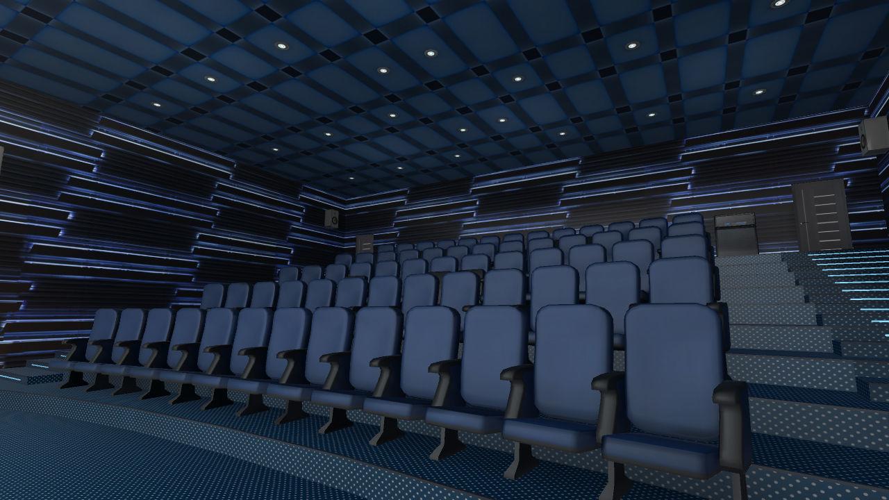 Modern Cinema Hall 04