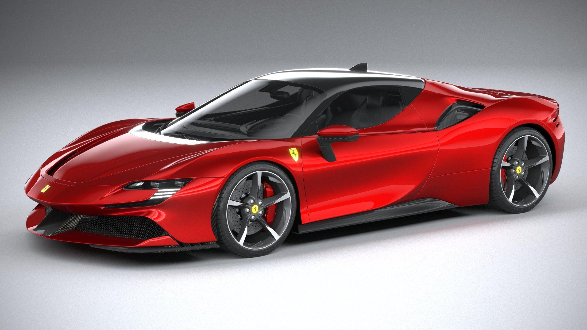 Ferrari SF90 Stradale 2021