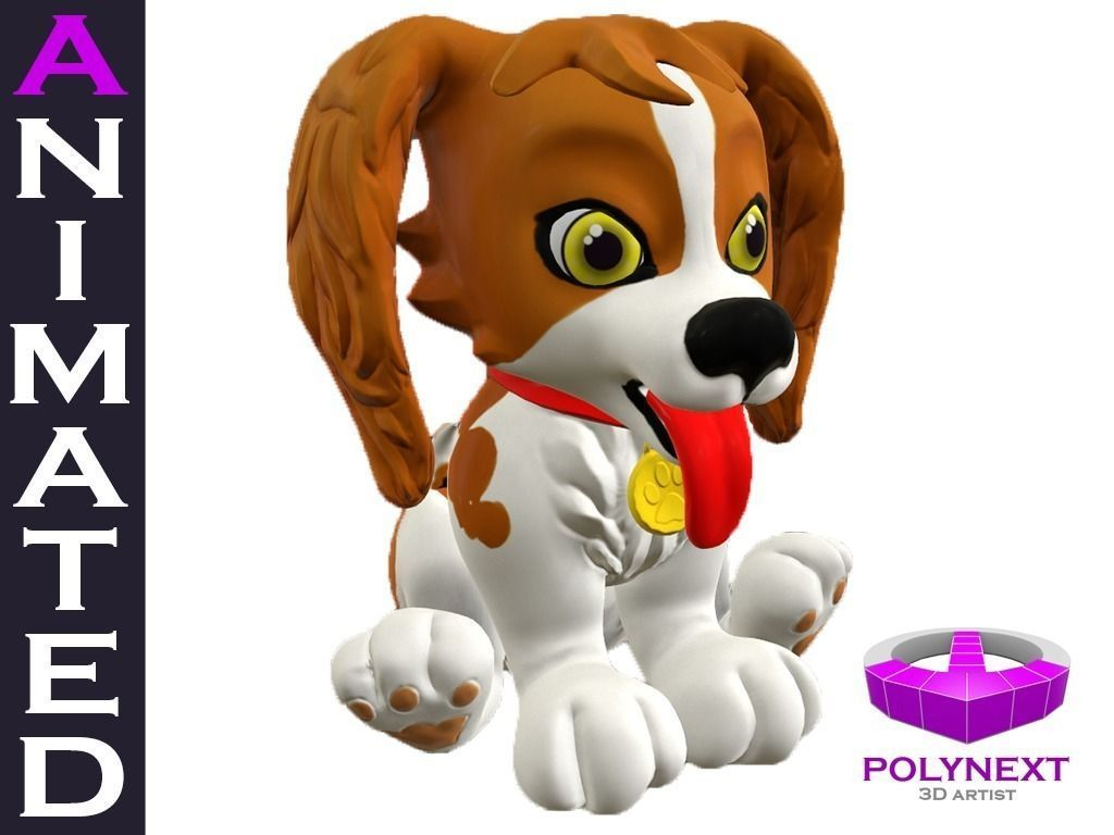 Cartoon Talking Dog