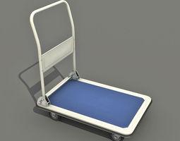 Transport Cart 2 3D Model