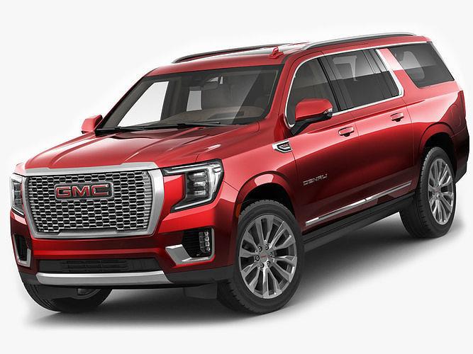 Yukon XL 2021 Denali SUV