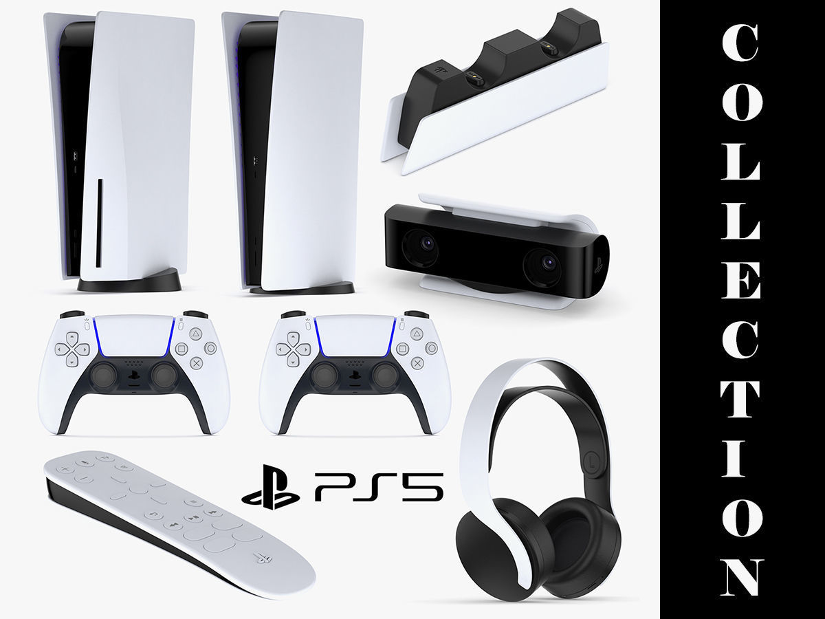 Playstation PS5 Full Collection
