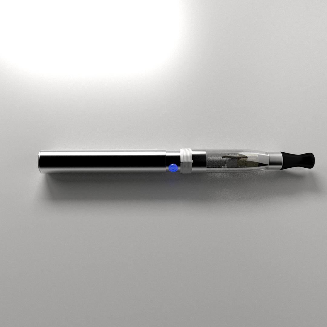 E-cig Ego CE4k 3D Model 3DS FBX BLEND DAE | CGTrader.com