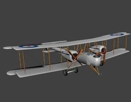 Vivkers Vimy 3D model