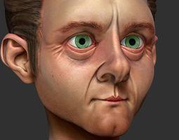 Benjamin 3D Model