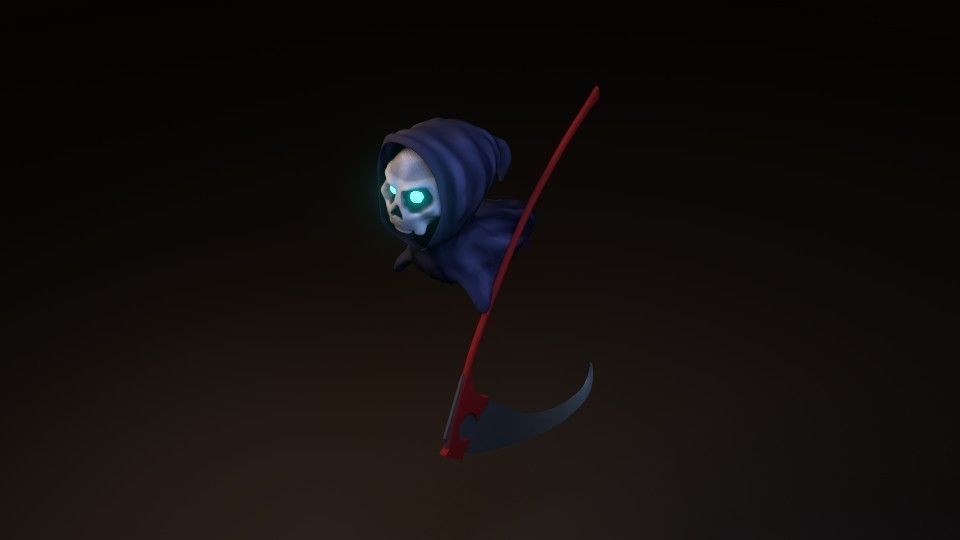 Flying Reaper