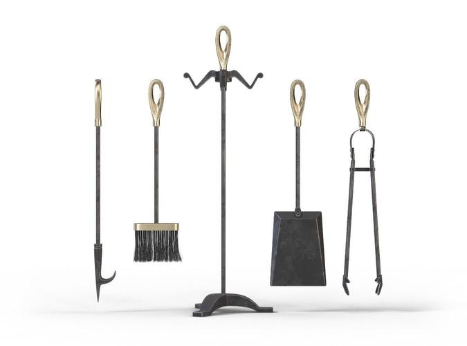 broom 3D Models