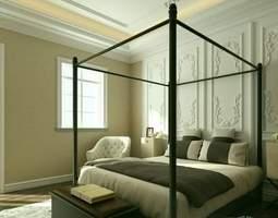 bunk Bedroom 3D