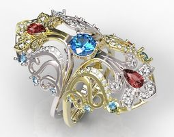 3D print model Ring day wedding