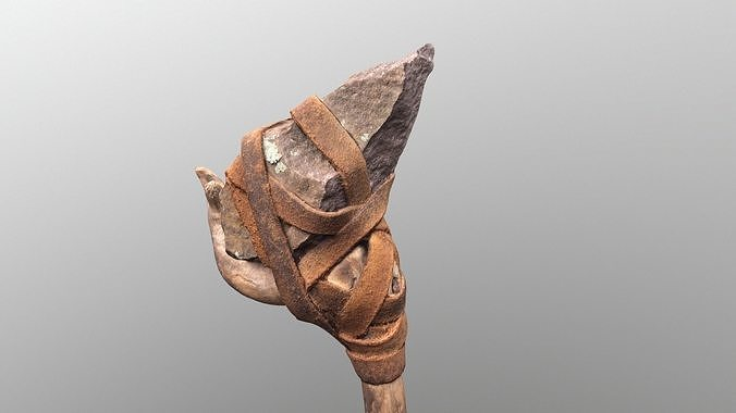 Real Primitive Axe - Hand tool