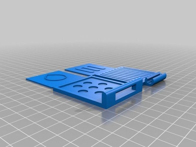 Embossing Stamp For Paper 3d Printable Model Cgtrader