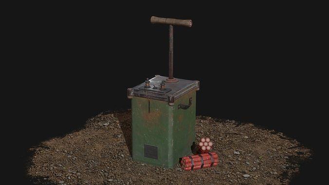 Dynamite Detonator
